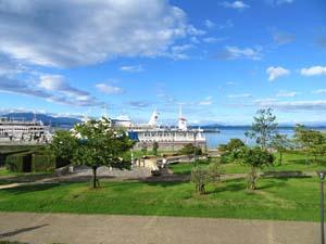 琵琶湖の写真
