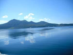 青い空と海の写真