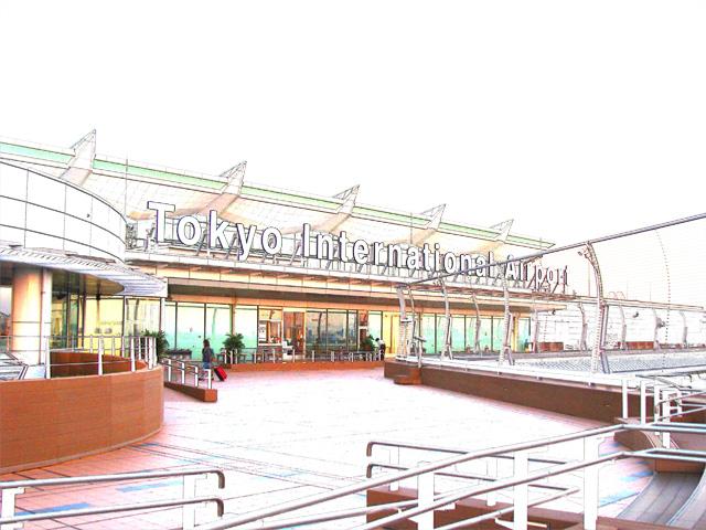 colorsheet 羽田空港のぬり絵20003完成イメージ