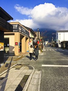 Pictures of yufuin town [Photo10210]