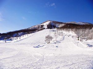 斑尾高原スキー場メインゲレンデの写真[Photo10211]