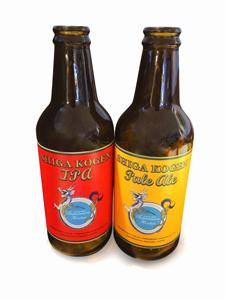 志賀高原ビールの写真