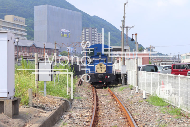 電車と駅の写真 Train & Station Photography 0593