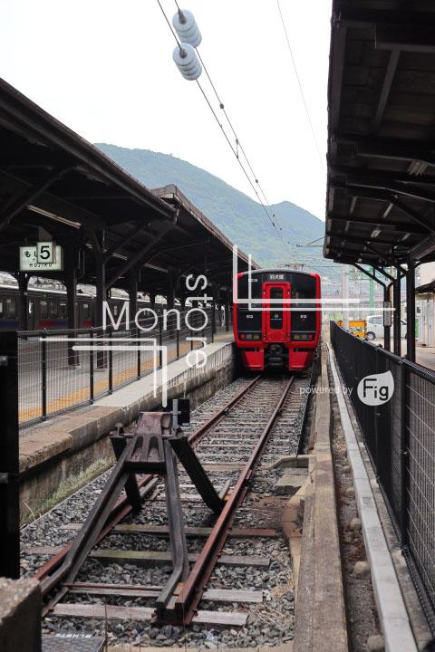 電車と駅の写真 Train & Station Photography 0791