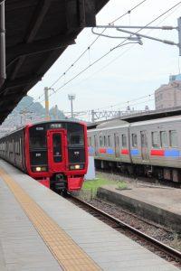 電車と駅の写真 Train & Station Photography 0799