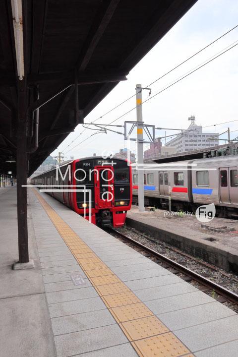 電車と駅の写真 Train & Station Photography 0800-2